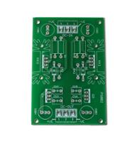 Regulated Preamp Supply pcb