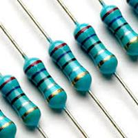 300OHM METAL FILM RESISTOR