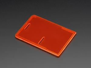 PI 2 CASE LID - ORANGE